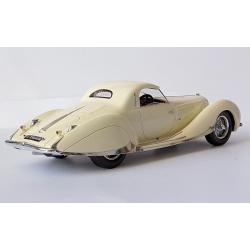 EVR224 Delahaye 135 MS coupé Figoni & Falaschi 1938 1/43 beige sn 60112
