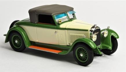 EVR220 Peugeot 176 Cabriolet 1926 Carrosserie Felber 1/43     Vente exclusive par le C. A. M. P.
