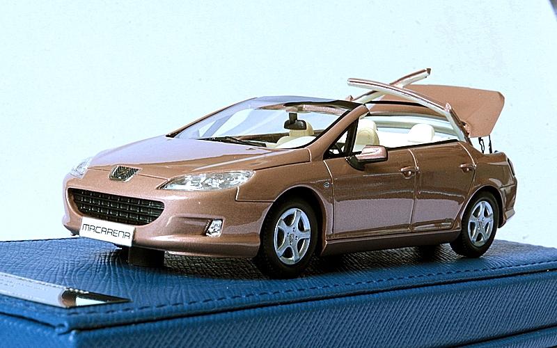 EVR230 Peugeot 407 Macarena 2006 Heuliez