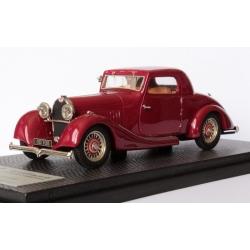EVR021 Bugatti T49 Coupé Docteur par Henri Labourdette sn 49466